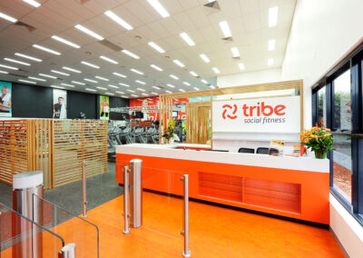 Tribe Social Fitness