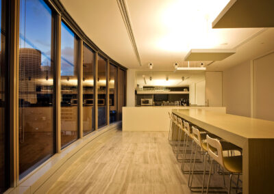 Balmain Properties Office Fitout