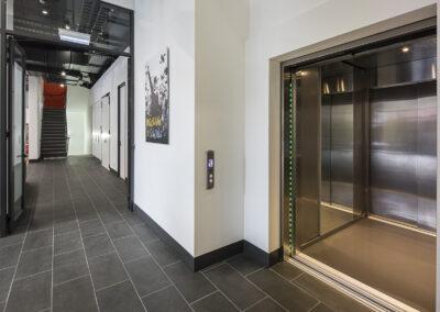 MVA Lift Lobby