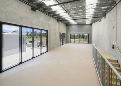 07-North Lakes Industrial Suite Mezzanine