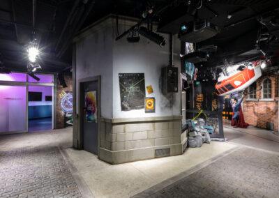 17-Madame Tussauds-Lexcorp_Cyborg Room_Superman