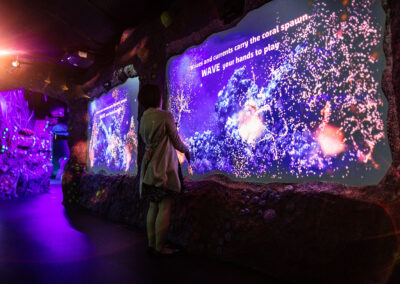 13-Syd Aquarium-Coral Spawning Motion sensor activity