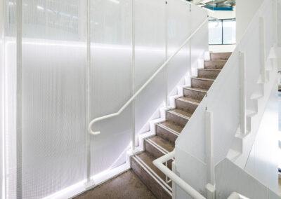 04-Koala-U11 Perforated Mesh Balustrades & Stairs