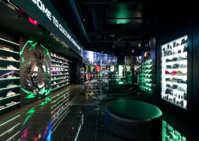 02-Culture-Kings-Shoe-Wall-Entrance-&-New-Arrivals-LED
