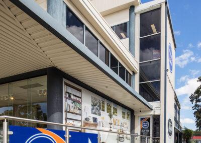 02_8 Blaxland Rd_External Lift Shaft & Lift Addition 02