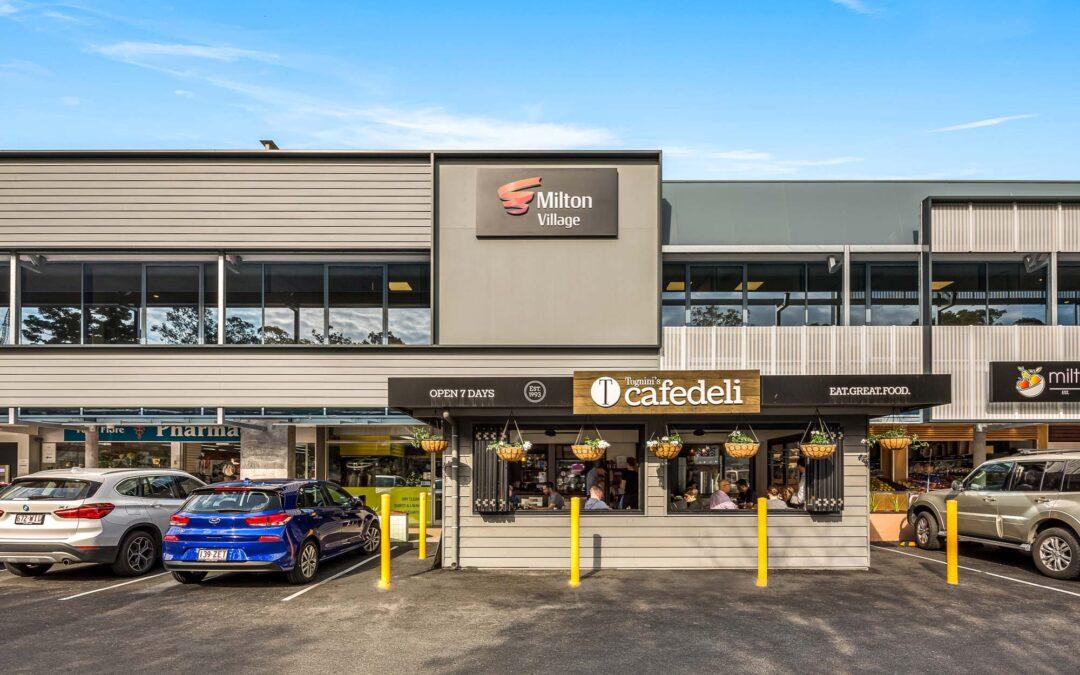 Milton Village Shopping Centre